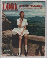 Look Magazine Adolf Hitler & Installment Plan December 31, 1940 010720nonr