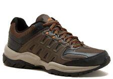 Avia Men's Brown Jag Memory Foam Athletic Trail Sneakers Shoes: 7-13