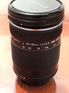 Olympus M.zuiko Digital 40-150mm F4-5.6 R Ed MSC Black