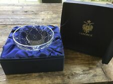 New ListingFaberge Atelier Crystal Collection Bowl New In Box