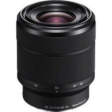 Sony SEL2870 FE 28-70mm F3.5-5.6 Full Flame Lens + Hood - Bulk Package
