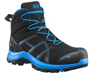 HAIX® Black Eagle Safety 40.1 Boots Leder Arbeitsschuh Schuhe Stiefel Gr.51 = 15