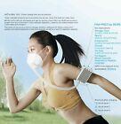 BROAD AirPro Electrical Air Purifying Respirator/Reusable/2 Masks *VAULE PACK