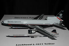 J Fox 1/200 Lockheed l-1011 tristar British Airways G-BBAG