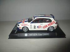 ALFA ROMEO 147 GTA CUP 2003 SCALA 1:43