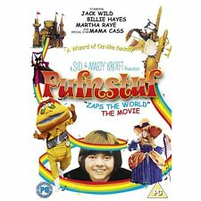 HR PUFNSTUF MOVIE - DVD