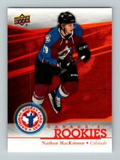 2013-14 UD NATIONAL HOCKEY CARD DAY CANADA NATHAN MACKINNON Rookie RC Card NHCD1