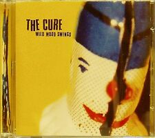 THE CURE 'WILD MOOD SWINGS' 14-TRACK CD