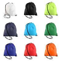 Waterproof Drawstring Backpack Travel Casual Storage Bag Canvas Sports Bag Hot