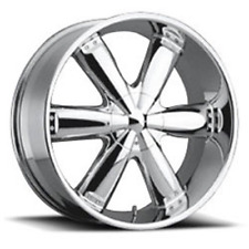 "20x9"" TSW Chrome Aluminum Wheels ""Slugger"" *Set of 4*, 6-135 Bargain!"