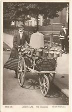 London Life. The Milkman by Rotary # 10513-26.