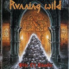 Running Wild Pile Of Skulls  Vinyl LP NEW sealed