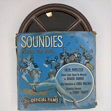 1940s Soundies 16mm Film Latin Novelties Reel Official Films Musical Revues F2