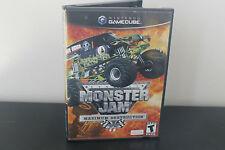 Monster Jam: Maximum Destruction  (Nintendo GameCube, 2003) *Tested/Complete