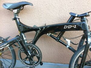 Riese & Müller Muller BIRDY BD - 1 BLACK 9 SPEED FOLDING BIKE NO RESERVE FROM $1