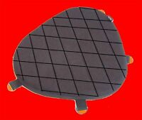 Motorcycle Driver Gel Pad for Honda Fury (VT1300CX),  ABS (VT1300CXABS)