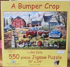 A BUMPER CROP BY KEN ZYLLA - Complete - SUNSOUT PUZZLE