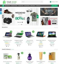 Online Shop/Store Website - Multi Sellers Marketplace