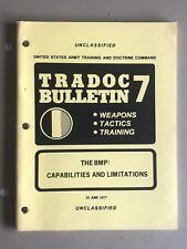 Traffic Bulletin Manual BMP CAPABILITIES & LIMITATIONS (dr2)