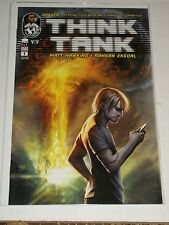 IMAGE THINK TANK #1 2nd Printing Variant NM