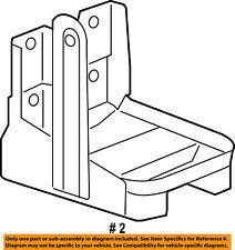 Dodge CHRYSLER OEM 11-16 Journey 3.6L-V6-Battery Box Tray Bracket 5178247AB
