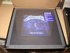 METALLICA Ride the Lightning Deluxe Boxset 4 LP / 6 CD / 1 DVD w/Book NEW SEALED