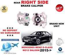 pour MERCEDES E220 CDI BLUETEC W212 BERLINE 2015> à l'arrière Cote Droit