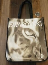 Swarovski Tote Bag Scs 2010 Exclusive Leopard Tiger Crystal Society