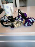 Biker Mice From Mars Throttle's Strike Bike Chopper Loose No Figure 1993 Galoob