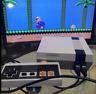 Mini Vintage Retro TV AV Game Console Classic 620 Built-in Nintendo Games-Lot
