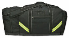 Lightning X Firefighter Premium 3xl Step-in Turnout Gear Bag - Black W/ No Logo