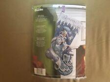 "Bucilla Snow Queen 18"" Christmas stocking kit 2008 #86109"