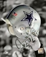 Helmet Dallas Cowboys Photo Picture Print #1068