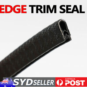 Edge Guards Protection Pinchweld Seals Rubber U Shape Edging Trim Sold By Meter