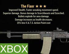 BE25 FIXER | BLOODIED EXPLOSIVE 25 % LESS VATS COST XBOX FO 76 LVC B/E/25 META