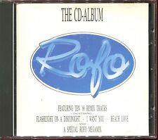 ROFO - THE CD ALBUM - TEN '88 REMIX TRACKS -  RARE CD ALBUM [2909]