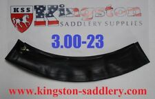 """Horse Carriage Rubber Inner Tube 3.00""""-23"""" for Cart Gig Pneumatic Wheels"""