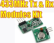 433Mhz RF Transmitter and Receiver Module link kit for Arduino ESP Pi
