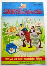 MAYA L'ABEILLE magazine édition bimensuelle N° 28