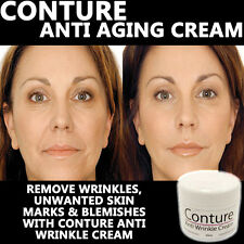 CONTURE ANTI WRINKLE CREAM ACNE FACE CREAM - CLEAR SKIN - WRINKLE ANTI AGEING