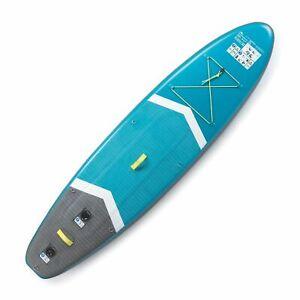 Stand Up Paddle SUP Board Paddling Surfboard aufblasbar mit Paddel 300cm