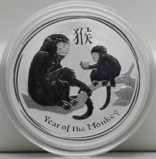 1 oz. Silbermünzen in Lunar