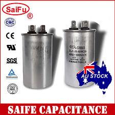 2X CBB65 450VAC 25uF Air Conditioner Appliance Motor Run Capacitor OZ Seller