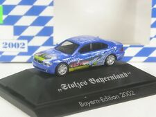 selten: Herpa Bayern PKW 2002: BMW 7er Stolzes Bayernland in PC-OVP
