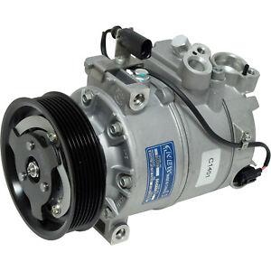 New A/C Compressor for Touareg A8 Quattro