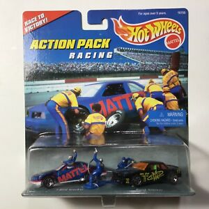 Authentic Hot Wheels Action Pack Racing T-Bird Buick Stocker 16155 Brand New