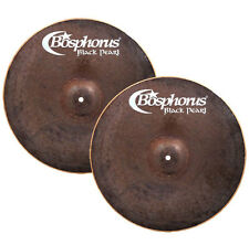 Bosphorus Black Pearl Hi Hat Becken 14
