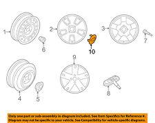 Chevrolet GM OEM 06-11 Aveo Wheels-Center Cap 96452311