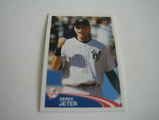 2012 TOPPS BASEBALL DEREK JETER STICKER #21***NEW YORK YANKEES***
