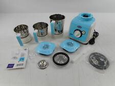 ULTRA Stealth 750-Watt 3 Jar Mixer, 110 Volts, Medium, Pastel Blue